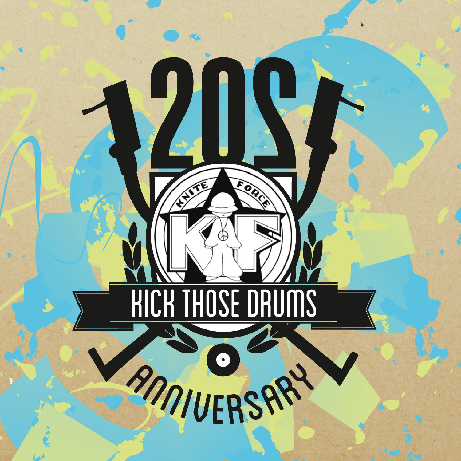 [KFACD027] Various - 20/20 Anniversary Set - Kick Those Drums (Digital Only)