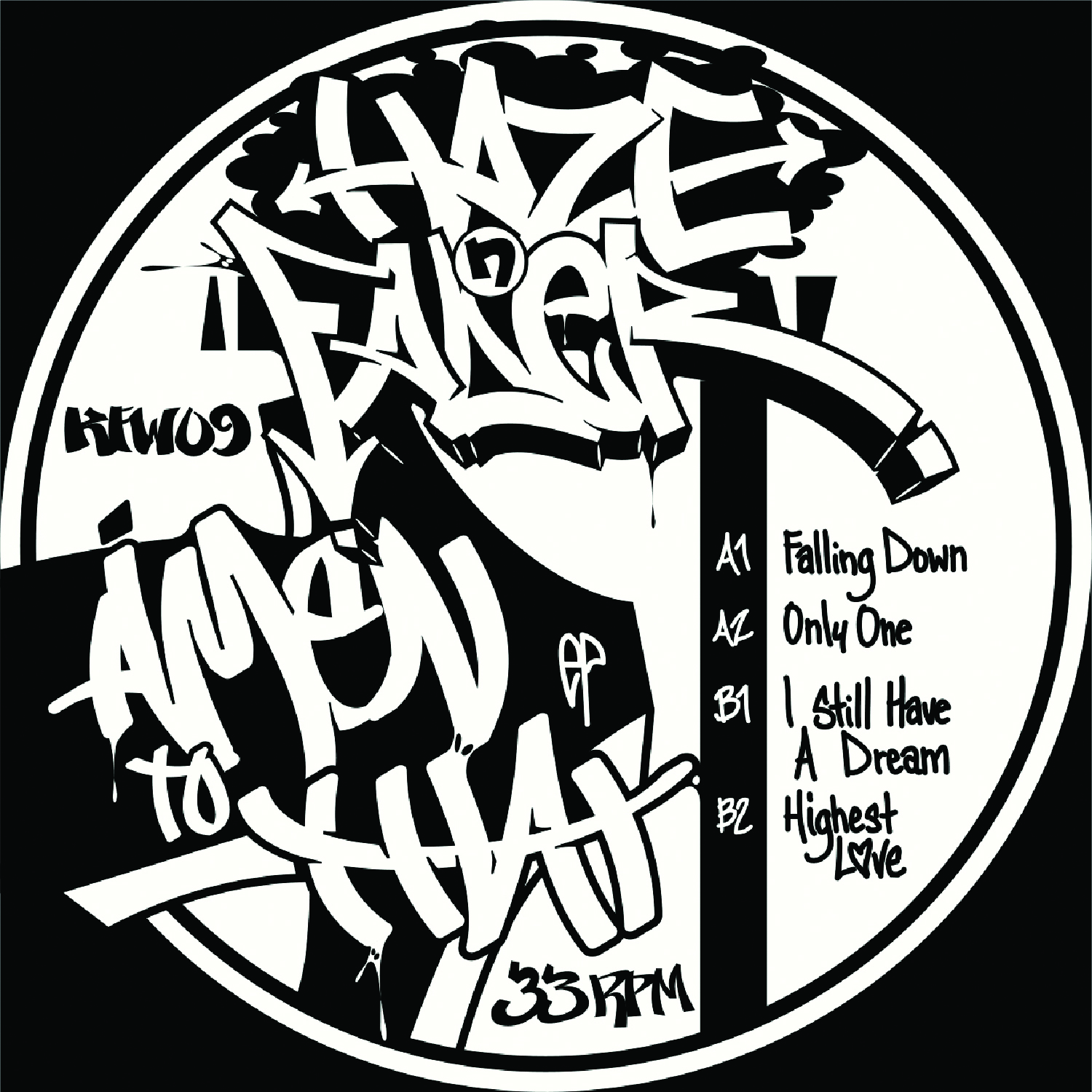 "[KFW09] Haze'n'Fader - Amen To That EP (12"" Vinyl + Digital)"
