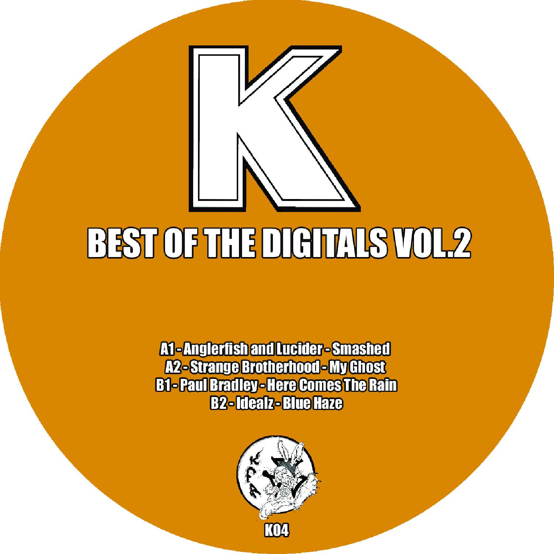 "[K04] Various - Best Of The Digitals Vol. 2 (12"" Vinyl + Digital)"