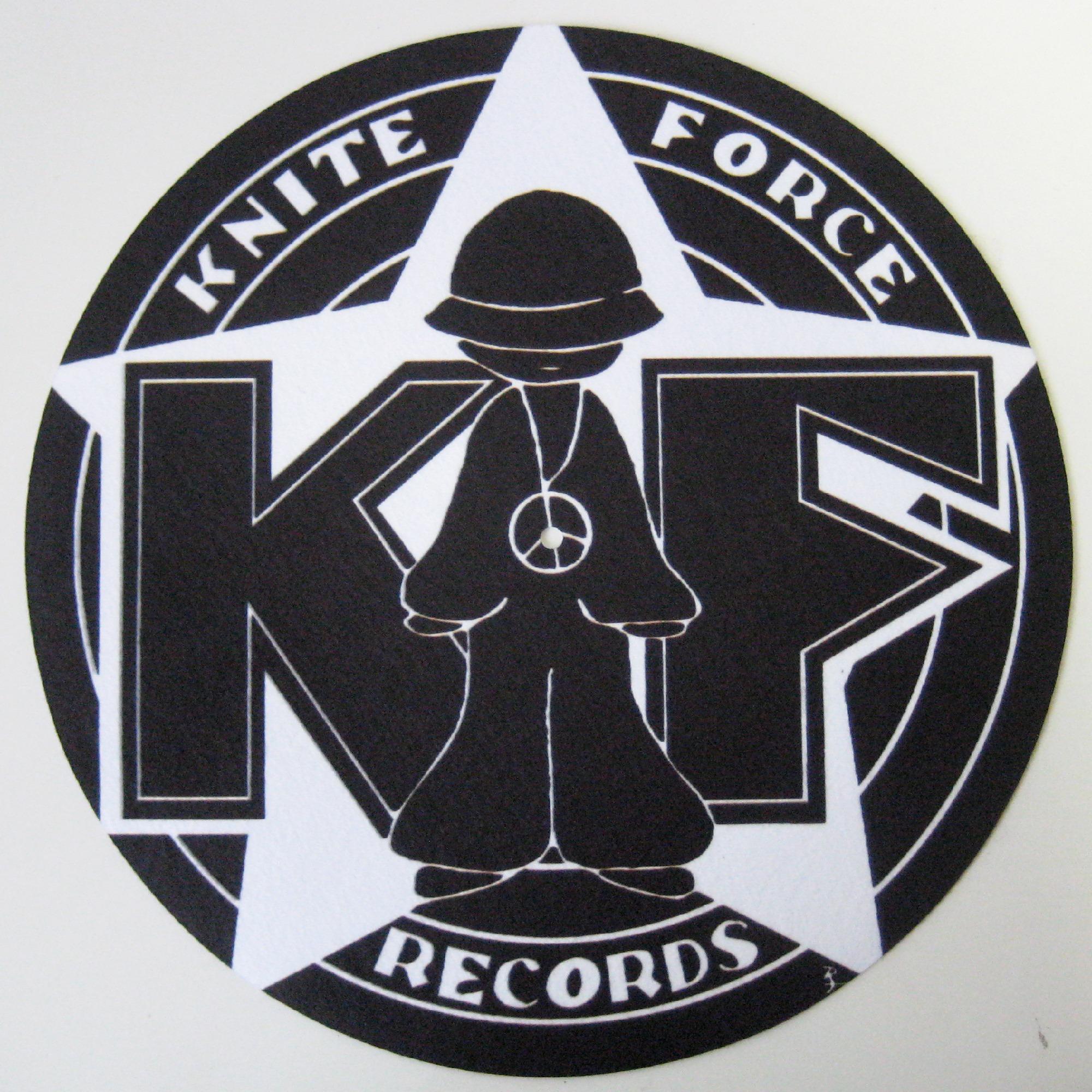 Kniteforce Logo Slipmat