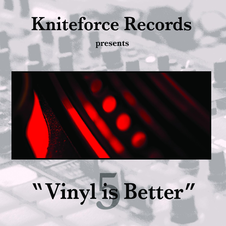 [KFCD015] Various - Vinyl Is Better Volume 5 (Digital Only)